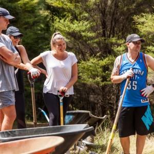 Image for Wonderful Waitawa Volunteers